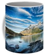 Torres Del Paine Park Coffee Mug