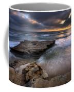 Torrey Pines Flat Rock Coffee Mug
