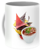 Tortilla Chips And Salsa Coffee Mug
