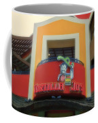 Tortilla Jos Signage Downtown Disneyland Coffee Mug