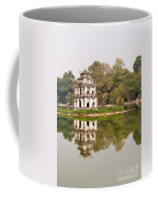 Tortoise Tower 03 Coffee Mug