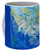Tossed In The Waves Coffee Mug