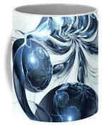 Total Internal Reflection Coffee Mug by Anastasiya Malakhova