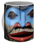 Totem Pole 4 Coffee Mug