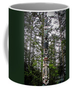 Totem Pole Of Southeast Alaska Coffee Mug