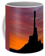 Totem Pole Sunrise Coffee Mug