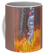 Totems Of Haida Gwaii Coffee Mug