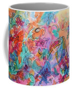 Toucan Dreams Coffee Mug