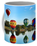 Touching Down Coffee Mug