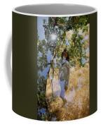 Touching Earth Coffee Mug