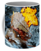 Touching In Time Coffee Mug