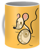 Thoughts And Colors Series Mouse Coffee Mug