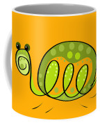 Thoughts And Colors Series Turtle Coffee Mug