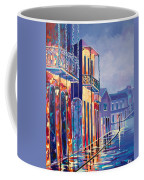 Toulouse At Bourbon New Orleans Coffee Mug