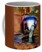 Toupee Coffee Mug