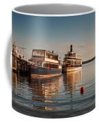 Tour Boats Lake Geneva Wi Coffee Mug
