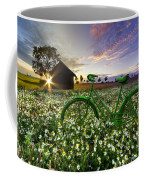Tour De France Coffee Mug by Debra and Dave Vanderlaan