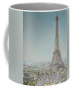Tour Eiffel 1 Coffee Mug