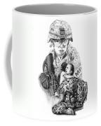 Tour Of Duty - Women In Combat Le Coffee Mug by Peter Piatt