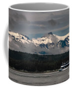 Touring Alaska Coffee Mug