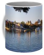 Touring On The World Showcase Lagoon Walt Disney World Coffee Mug