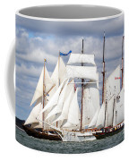 Toward The Finish Coffee Mug