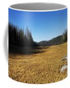 Towards Hand Lake And Mt Jefferson Coffee Mug