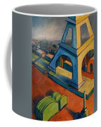 Tower And Toast Coffee Mug