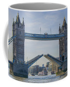 Tower Bridge Opened Coffee Mug