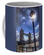 Tower Bridge View Coffee Mug
