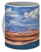 Tower Butte Coffee Mug