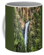Tower Falls Yellowstone National Park Coffee Mug