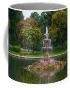 Tower Grove Fountain Coffee Mug