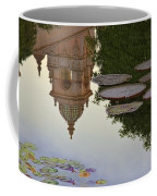 Tower In Lotus Position Coffee Mug