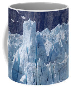 Tower In Margerie Glacier Coffee Mug