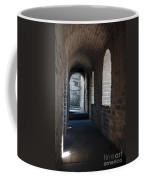 Tower In The Great Wall 695 Coffee Mug