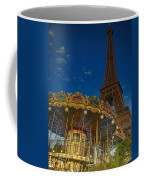 Carousel Tower Coffee Mug