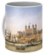 Tower Of London, 1862 Coffee Mug