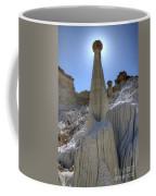 Tower Of Silence Coffee Mug