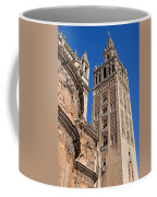 Tower Of The Seville Cathedral Coffee Mug