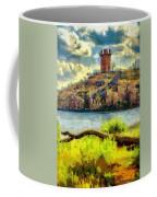 Tower On The Bluff Coffee Mug