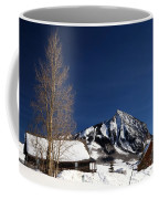 Towering Above Crested Butte Coffee Mug