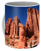 Towering Above The Hoodoo Coffee Mug