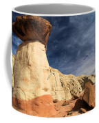 Towering Above The Landscape Coffee Mug