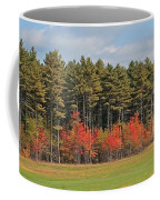 Towering Evergreens Coffee Mug
