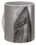 Towering John Handcock Building Coffee Mug