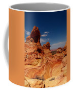 Towering Red Rocks Coffee Mug