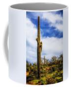 Towering Saguaro Coffee Mug