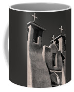 Towers In Sepia Coffee Mug