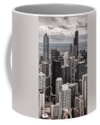 Towers Of Chicago Coffee Mug